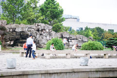 Tong Jing Park Royalty Free Stock Images