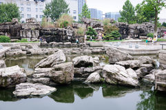 Tong Jing Park Stock Photos