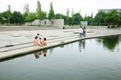 Tong Jing Park Stock Image