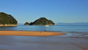 Tonga Island, Abel Tasman National Park Stock Images