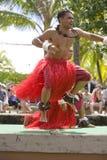 Tongan Dancers 2 Royalty Free Stock Images