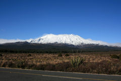 Tongariro Stock Photography