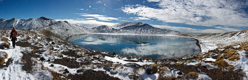 Tongariro Royalty Free Stock Images