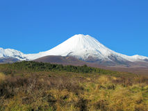 Tongariro Stock Photo