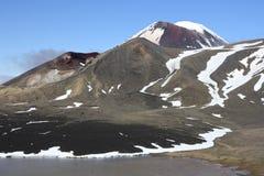 Tongariro 库存图片