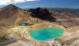Tongariro Royalty Free Stock Photo