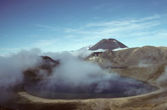Tongariro Royalty Free Stock Photos