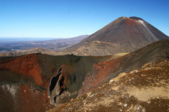 Tongariro Royalty Free Stock Photography