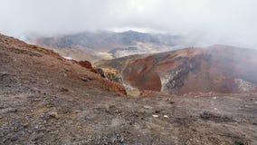 Tongariro alpine crossing,volcano,new zealand 8. Tongariro alpine crossing,volcano crater,new zealand royalty free stock images