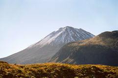 Tongariro Crossing, New Zealand Stock Photos