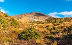 Tongariro Crossing - North Island, New Zealand Royalty Free Stock Image