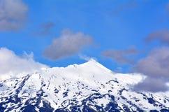Tongariro National Park - Mount Ruapehu Stock Photos