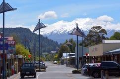 Tongariro National Park - Ohakune Royalty Free Stock Photo