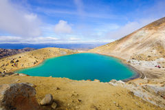 Tongariro nationalpark Royaltyfri Fotografi