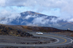 Tongariro park narodowy Obrazy Stock