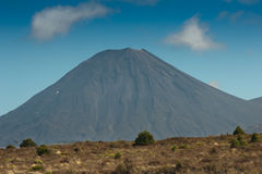 Tongariro in summer Stock Photography