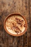 Tongefäß-Kaffee Kulhad indischer lizenzfreies stockfoto