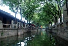 TongLi alte Stadt in China Lizenzfreies Stockbild