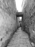 Tongli ancient town alley Stock Photos