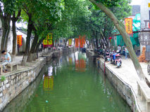 Tongli ancient town Royalty Free Stock Images