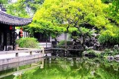 Tongli Pearl Pagoda Scenic Area China royalty free stock photo