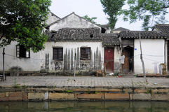 Tongli Town Architecture Royalty Free Stock Image