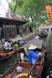 Tongli Town China water canals Stock Image
