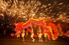 TongLiangdraak Stock Foto