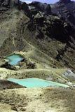 Tongrario Alpine Crossing - Lakes Royalty Free Stock Photography