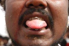 Tongue Royalty Free Stock Image
