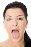 Tongue Stock Photography