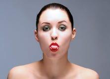 Tongue Stock Photography