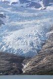 The tongue of Svartisen Glacier Royalty Free Stock Photos
