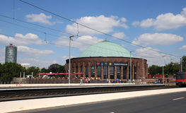 Tonhalle Düsseldorf - the music planetarium Stock Images