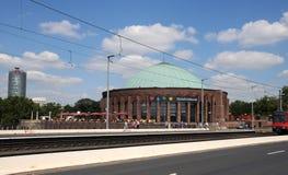 Tonhalle Düsseldorf - the music planetarium Stock Images