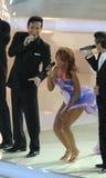 Toni Braxton image libre de droits
