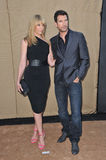 Toni Collette & Dylan McDermott Royalty Free Stock Image