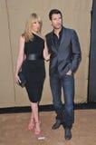 Toni Collette & Dylan McDermott Royalty Free Stock Image
