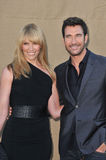 Toni Collette & Dylan McDermott Royalty Free Stock Images