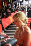 Toni Collette - ein langer Weg unten Stockfotografie