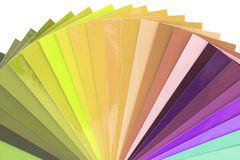Toni di colore caldo Immagine Stock Libera da Diritti