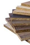 Toni di legno a spirale Immagine Stock