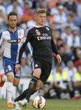 Toni Kroos del Real Madrid Fotos de archivo