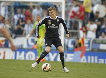 Toni Kroos of Real Madrid stock photography