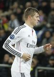 TONI KROOS REAL MADRID Stock Images
