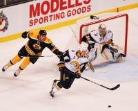 Toni Lydman, Buffalo Sabres. Stock Images
