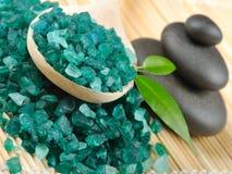 Tonig sea crystals Stock Image