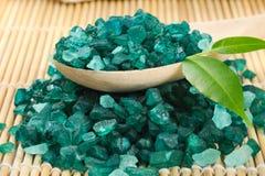Tonig sea crystals Royalty Free Stock Image