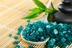 Tonig sea crystals Royalty Free Stock Photography