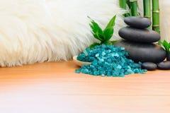 Tonig sea crystals Stock Images